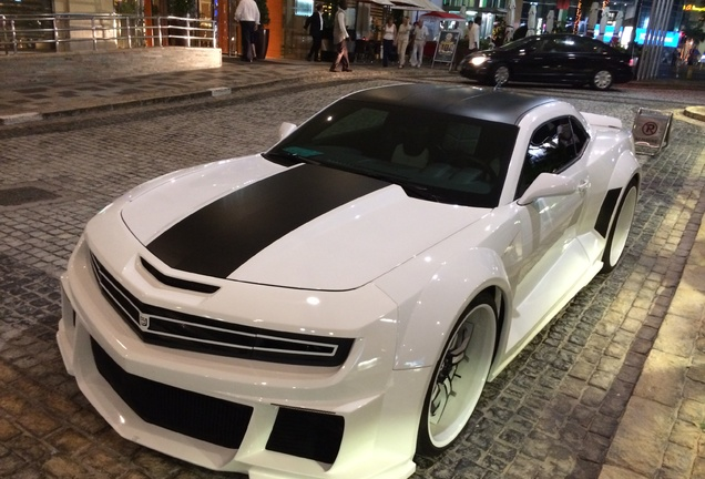 2015 Camaro Ss For Sale >> Chevrolet Camaro SS Forgiato Wide Body Kit - 8 January ...