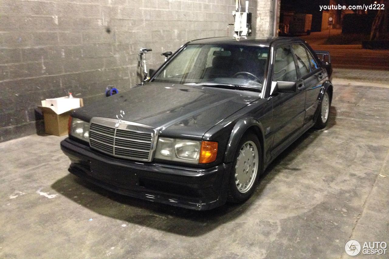 Mercedes benz 190e 2 5 16v evo i 6 december 2013 for 190 e mercedes benz for sale