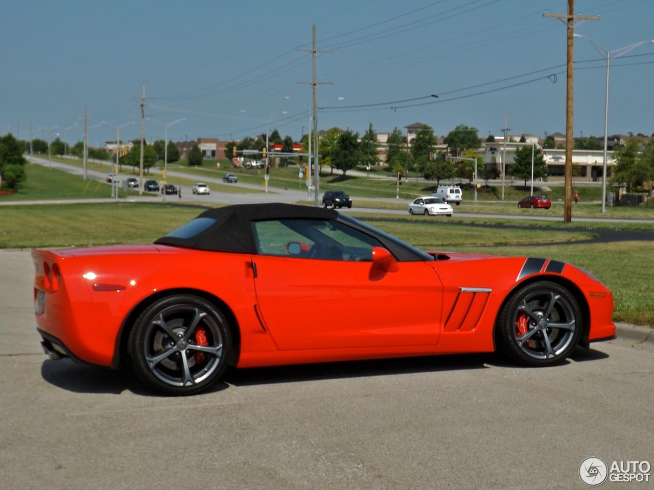 chevrolet corvette c6 grand sport convertible 8 december 2013 autogespot. Black Bedroom Furniture Sets. Home Design Ideas