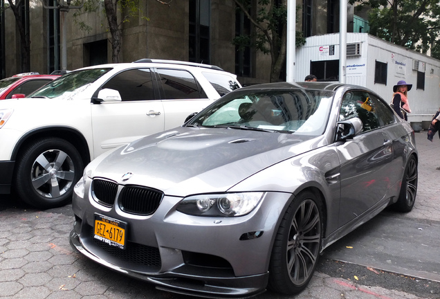 BMW M3 E92 Coupé Motorcepts
