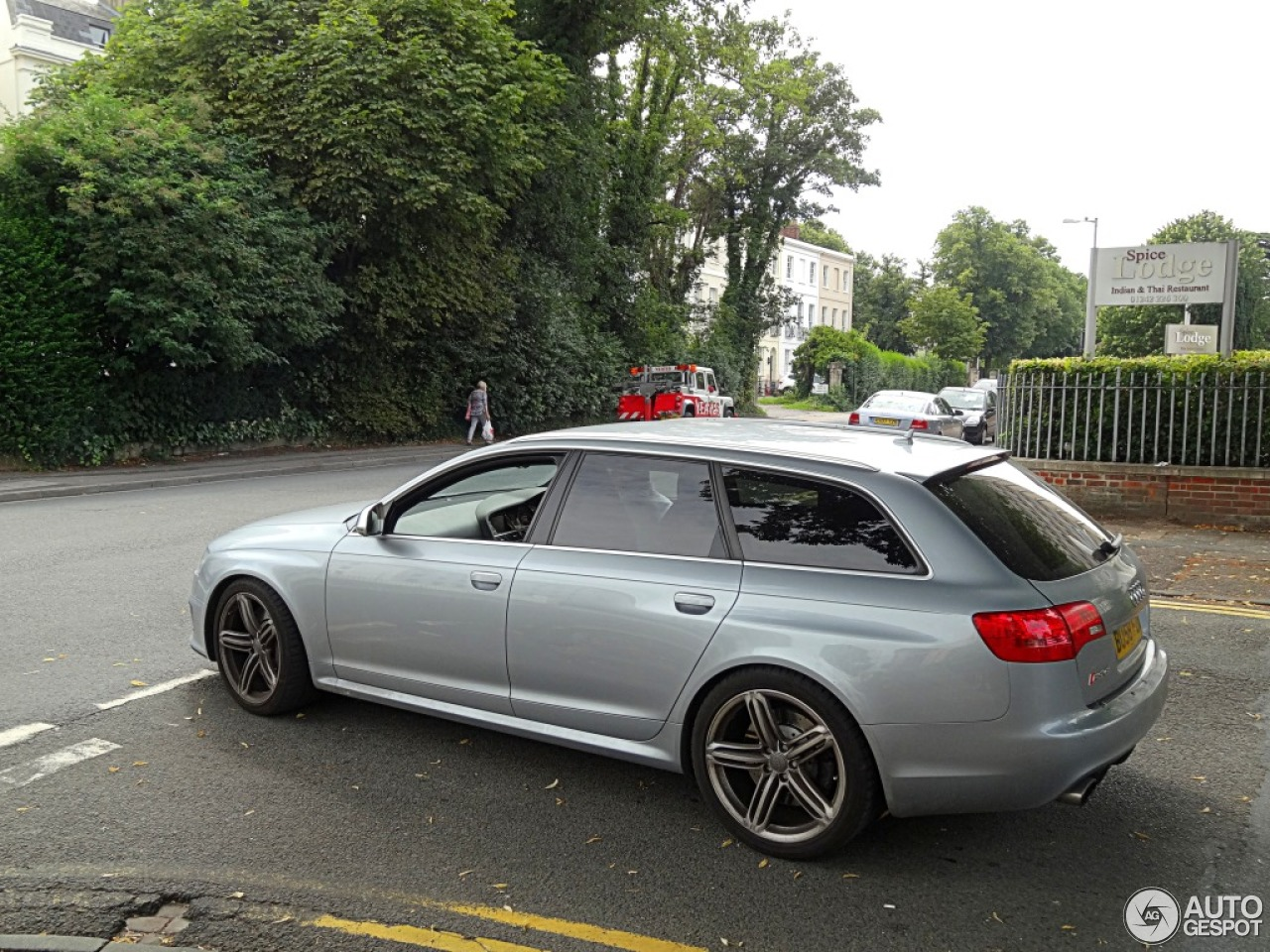 Audi RS6 Avant C6 - 13 December 2013 - Autogespot