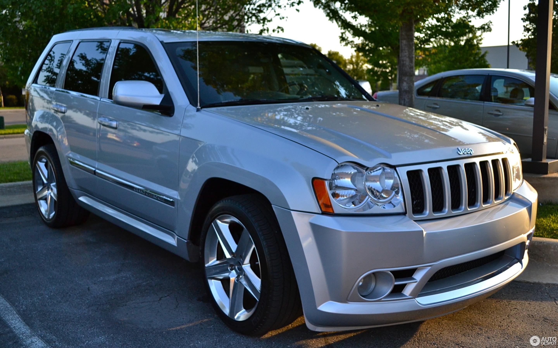 cherokee jeep grand srt 2005 autogespot