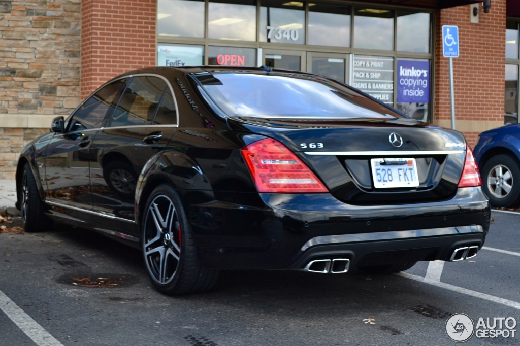 Mercedes Benz S 63 Amg W221 2011 20 December 2013 Autogespot
