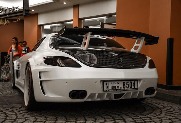 Mercedes-Benz Hamann Hawk SLS AMG